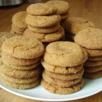 Worlds Best Molasses Cookies