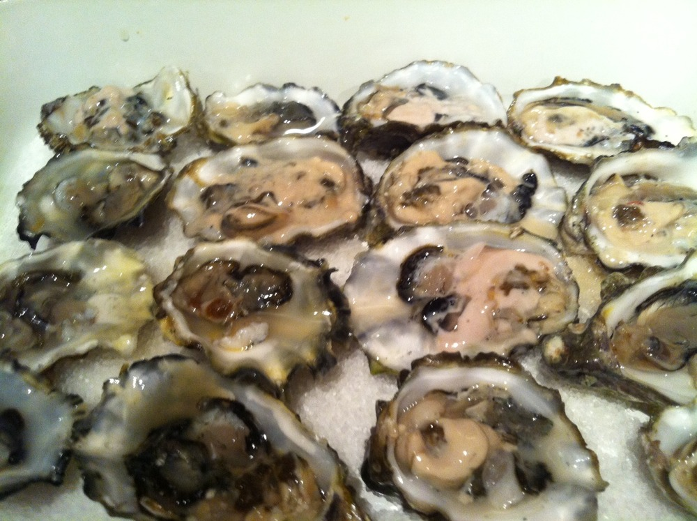 happy as a clam or oyster Market street oyster bar is a classic oyster house serving fresh fish since  1980.