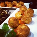 Delicious Arancini (Fried Rice Balls)