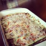 Gluten Free Zucchini Lasagna