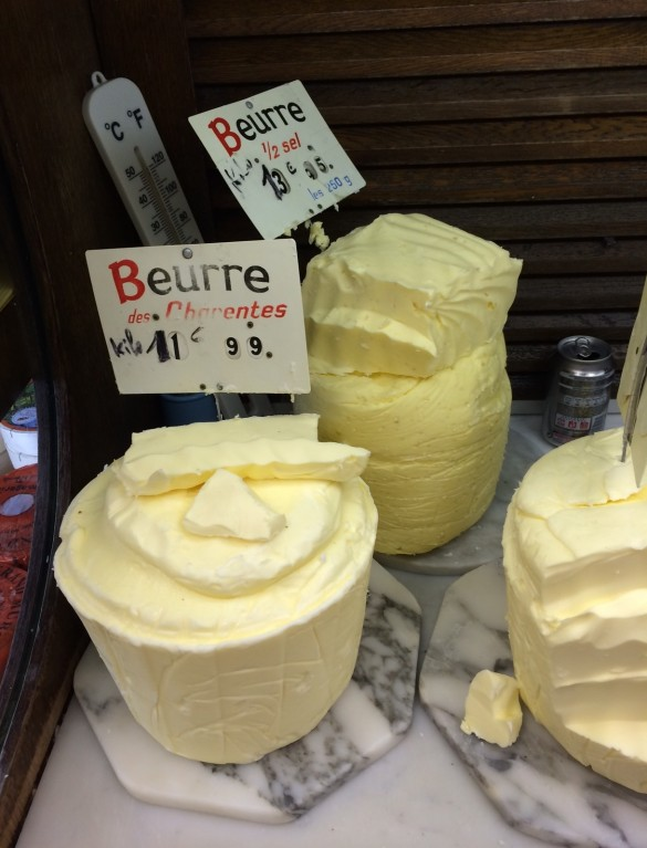 French butter bulk