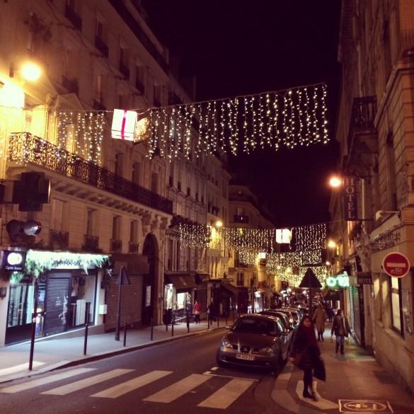 Rue de Martyrs.