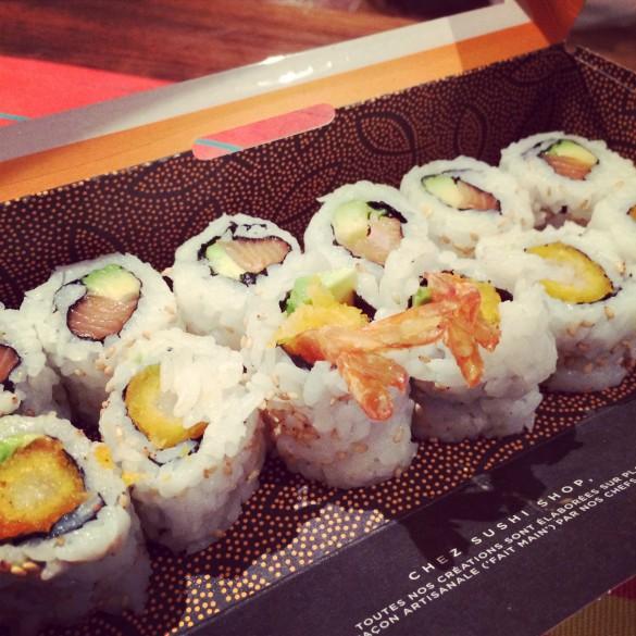 Sushi World Paris